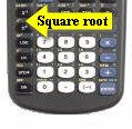 how to get negative on a calculator