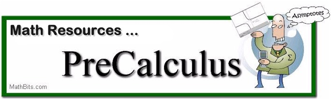 textbook online/ || /precalculus mathematics for calculus 4th edition ...